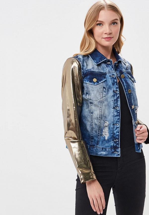 Куртка джинсовая Lança Perfume