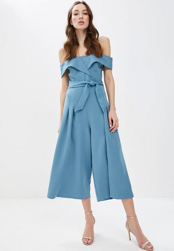 Купить Комбинезон Lança Perfume, la099ewdxsa3, голубой, Весна-лето 2019