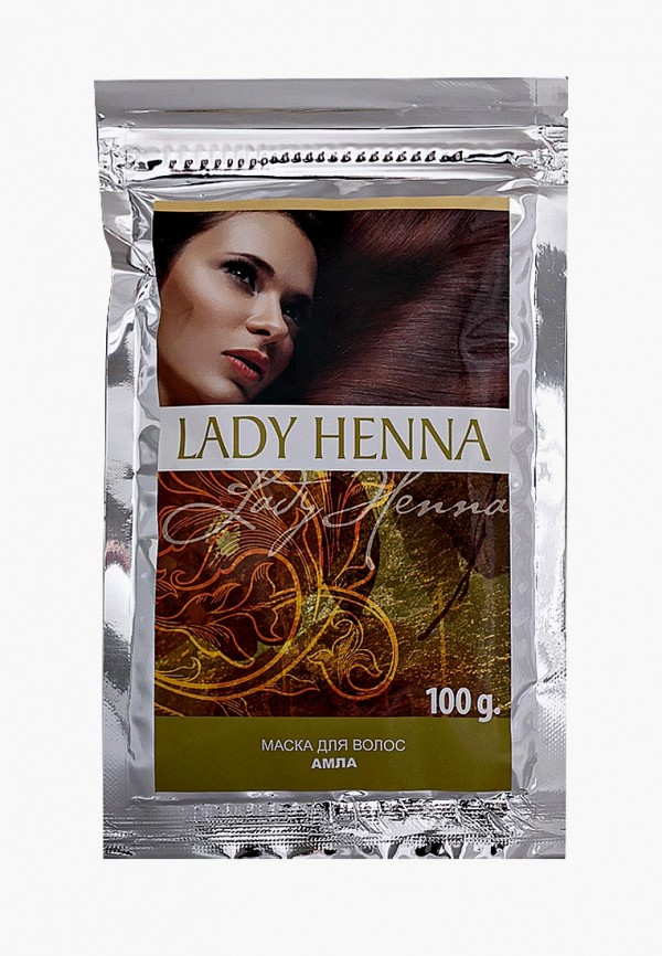 Маска для волос Lady Henna Lady Henna LA105LWENKE8 сухой шампунь lady henna lady henna la105lwenke9
