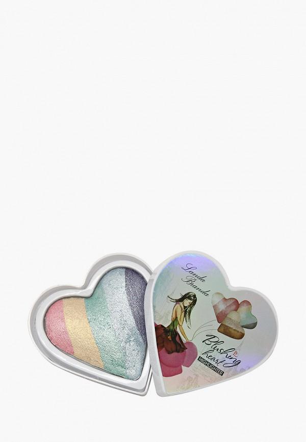 женская румяна landa branda, разноцветная