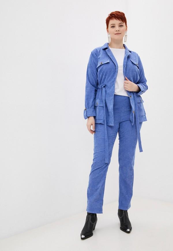 женский костюм lawwa, синий