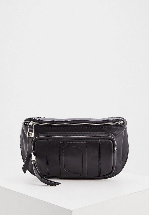 женская сумка laurel, черная