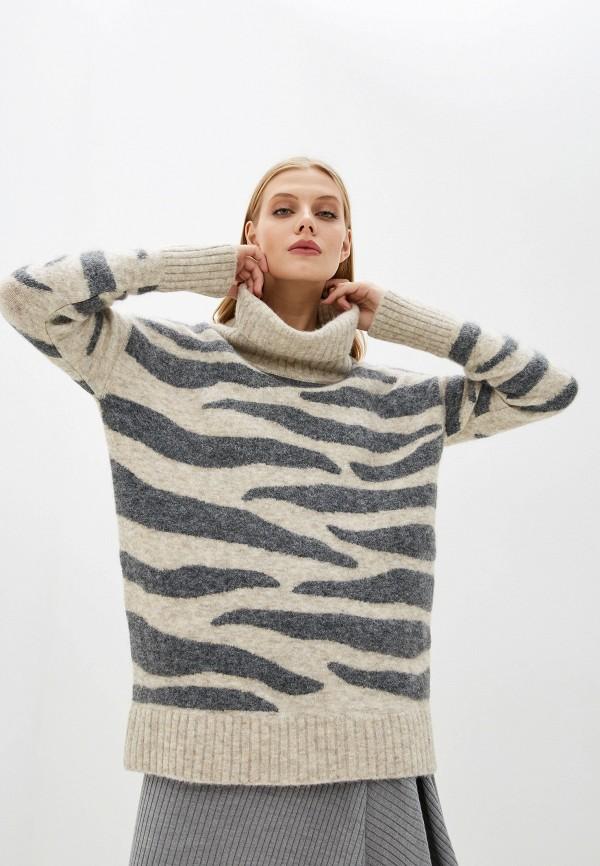 женский свитер laurel, бежевый