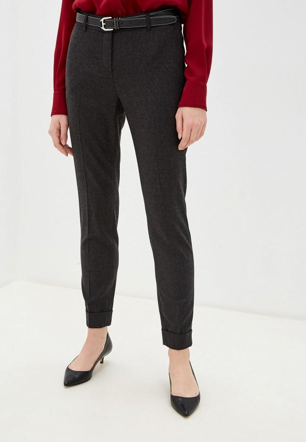 женские классические брюки laurel, серые