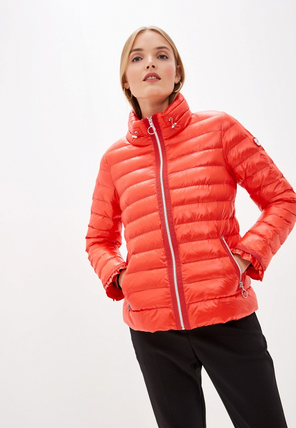 женская куртка laurel, красная