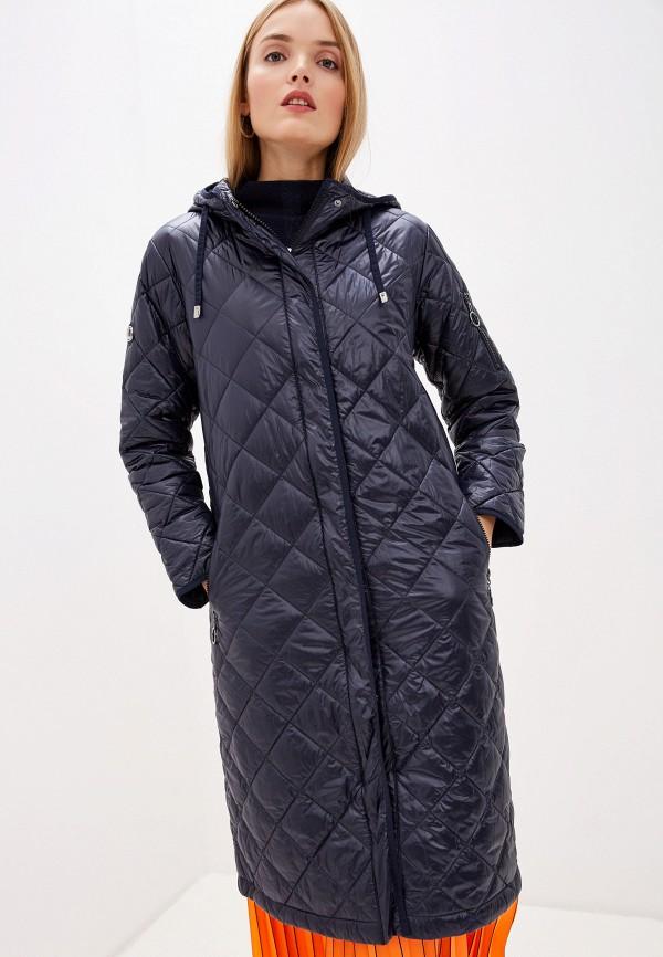 женская куртка laurel, синяя