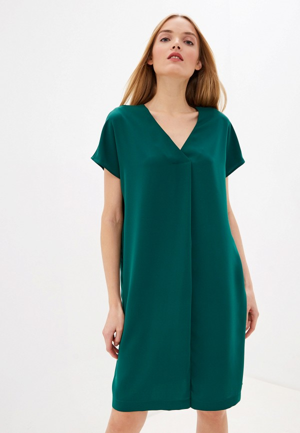 женское повседневные платье laurel, зеленое