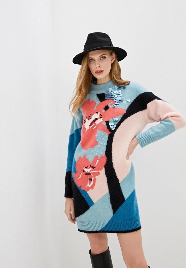 женское платье laurel, разноцветное