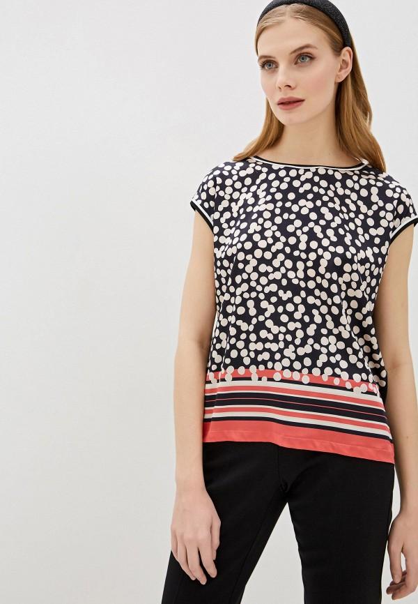 женская блузка laurel, черная