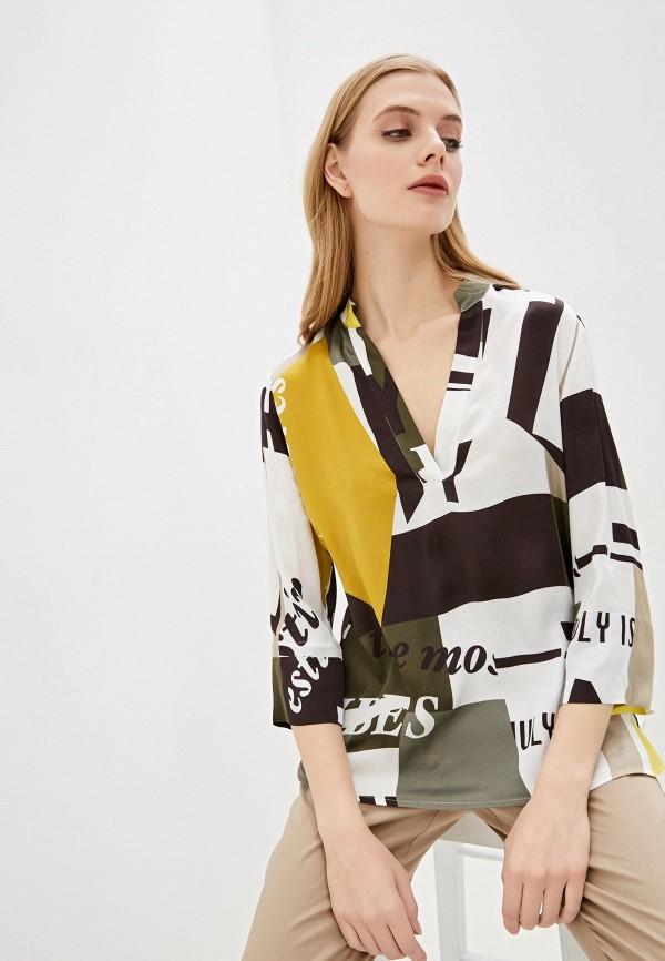 женская блузка laurel, разноцветная