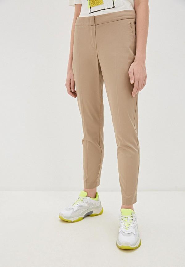 женские классические брюки laurel, бежевые