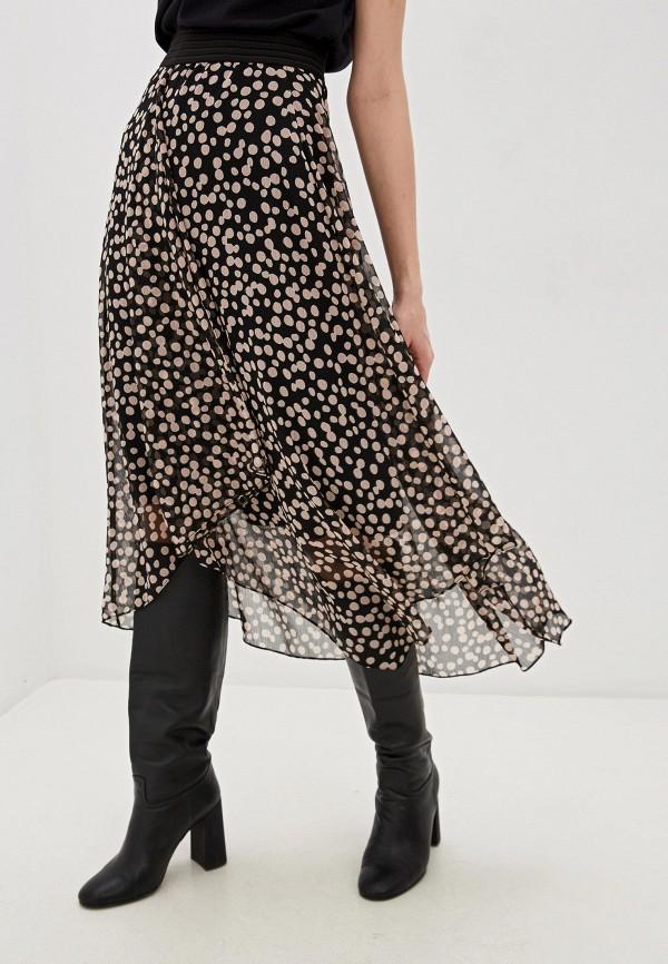 женская юбка laurel, черная