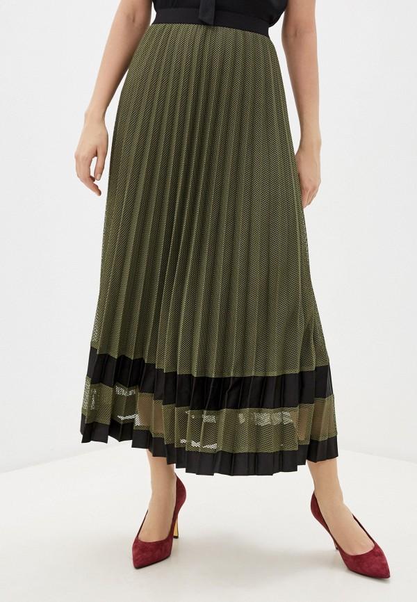 женская юбка laurel, хаки