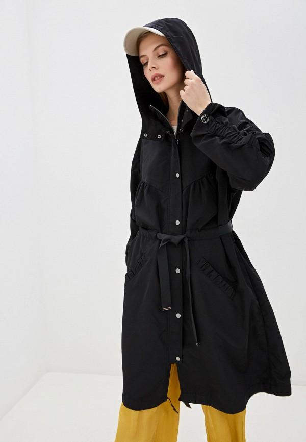 женская куртка laurel, черная