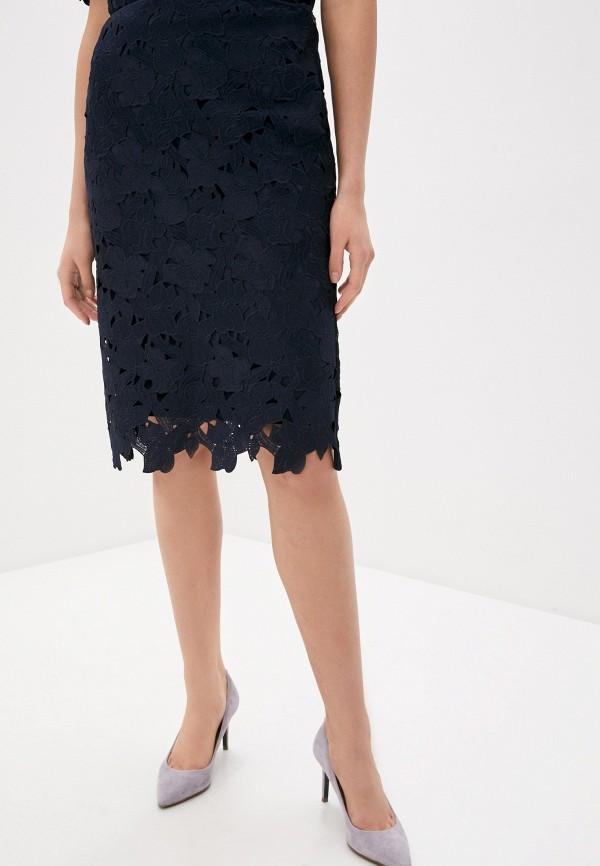 женская прямые юбка laurel, черная