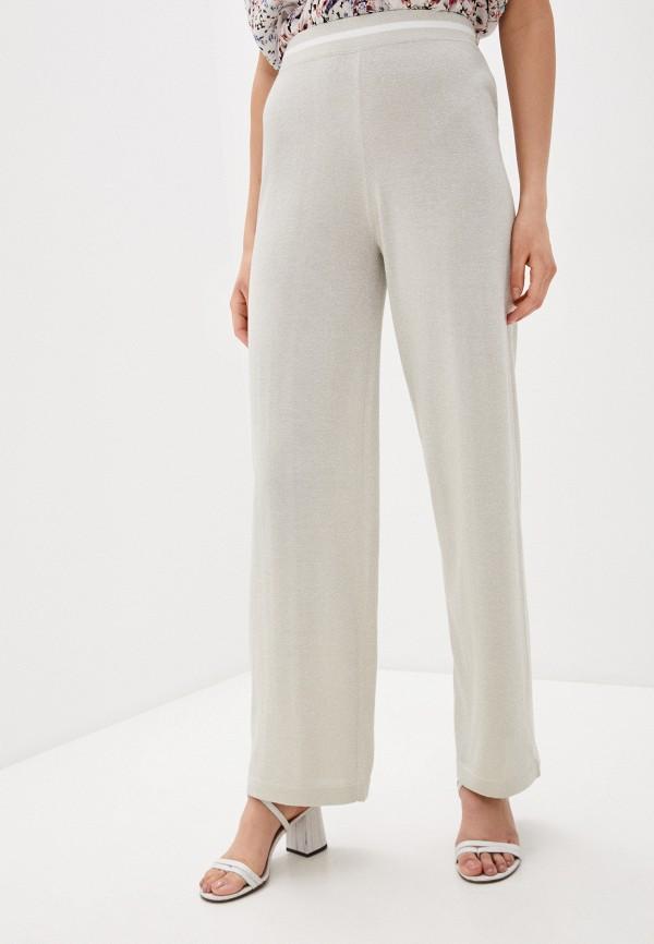 женские повседневные брюки laurel, бежевые