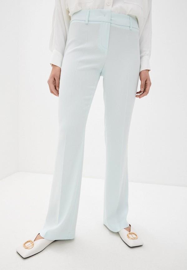 женские повседневные брюки laurel, голубые