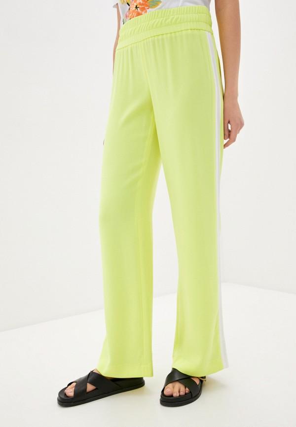 женские повседневные брюки laurel, желтые