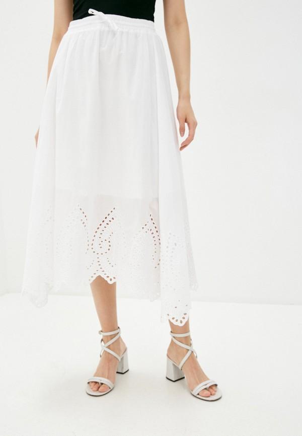 женская юбка laurel, белая