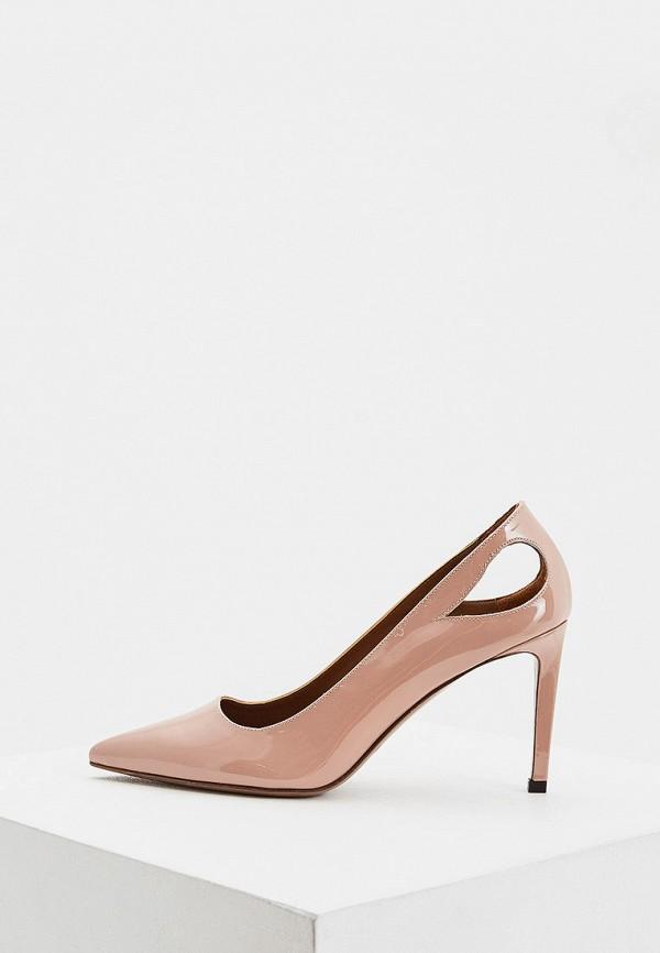 женские туфли l'autre chose, бежевые