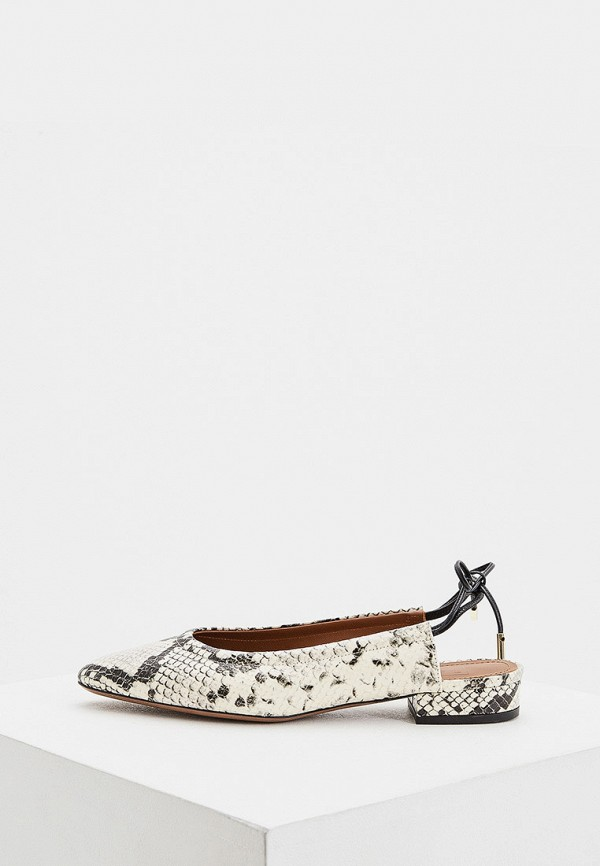женские туфли l'autre chose, серебряные