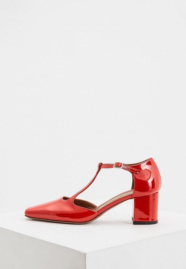женские туфли l'autre chose, красные
