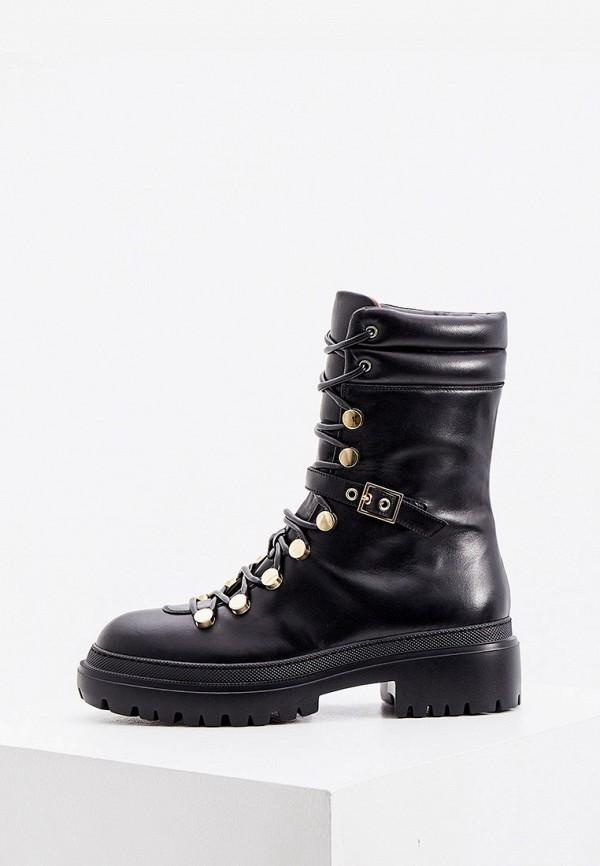 женские ботинки l'autre chose, черные