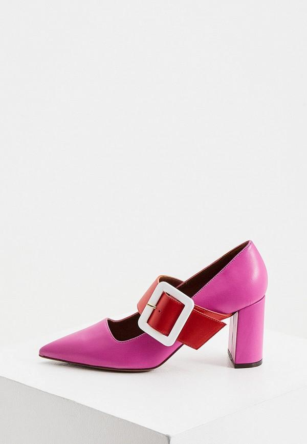 женские туфли l'autre chose, розовые