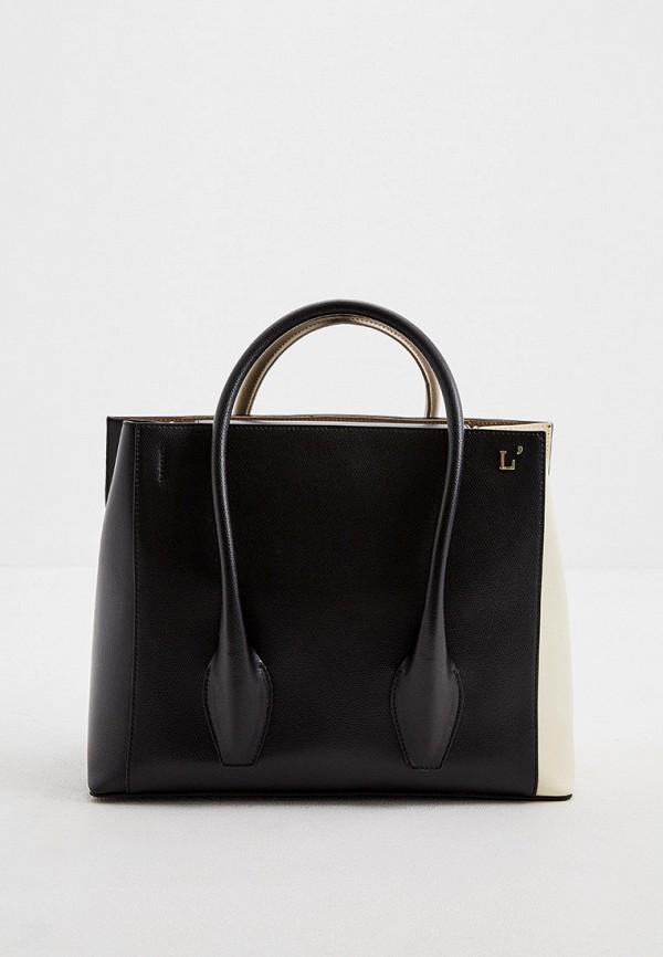 женская сумка l'autre chose, черная