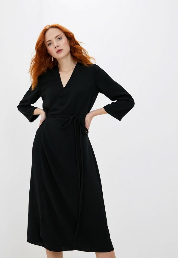 женское повседневные платье l'autre chose, черное