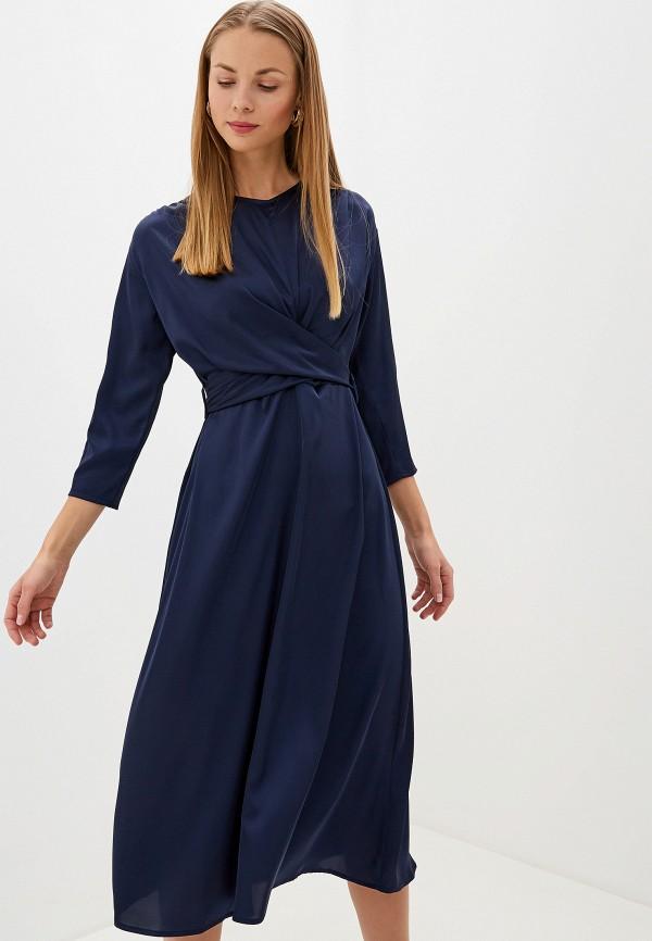 женское вечерние платье l'autre chose, синее