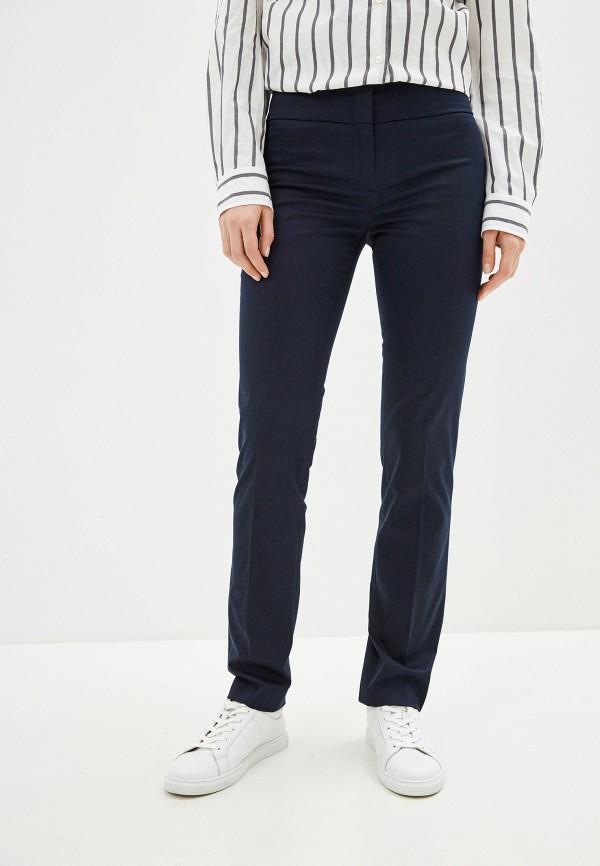 женские повседневные брюки l'autre chose, синие