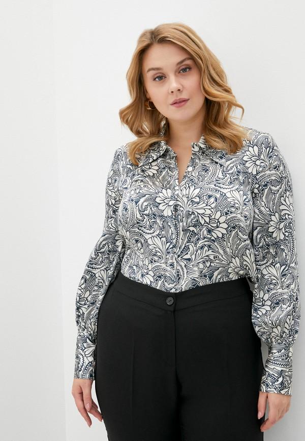 женская блузка l'autre chose, разноцветная