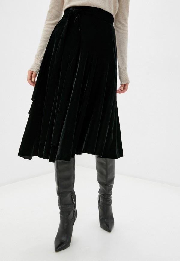 женская юбка l'autre chose, черная