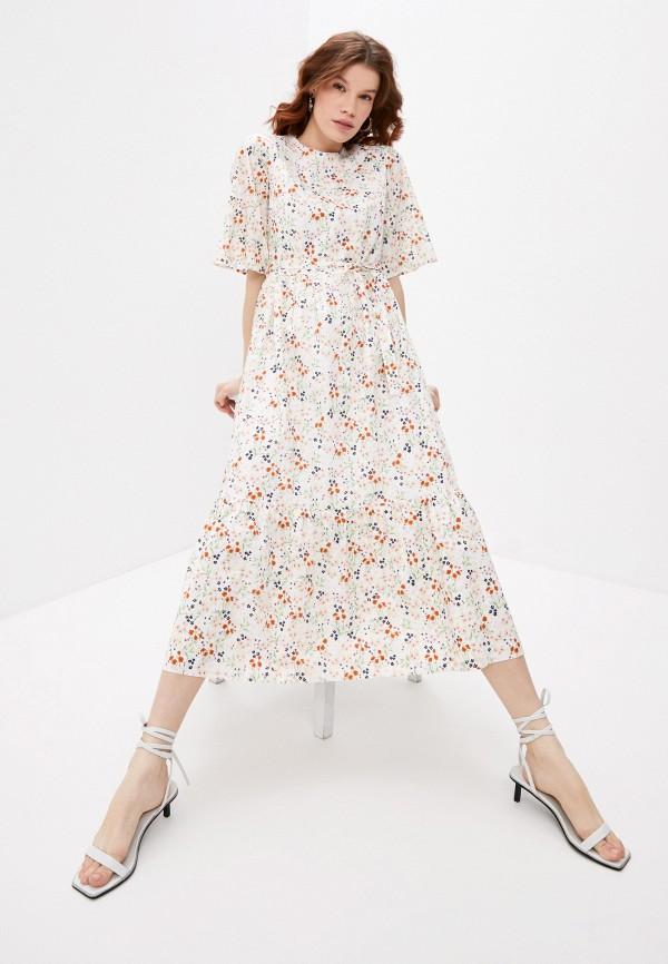 женское повседневные платье l'autre chose, белое