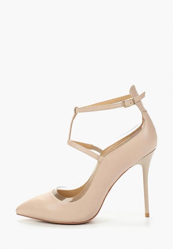 женские туфли laura valorosa, бежевые