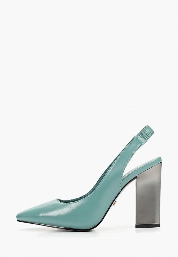 женские туфли laura valorosa, бирюзовые