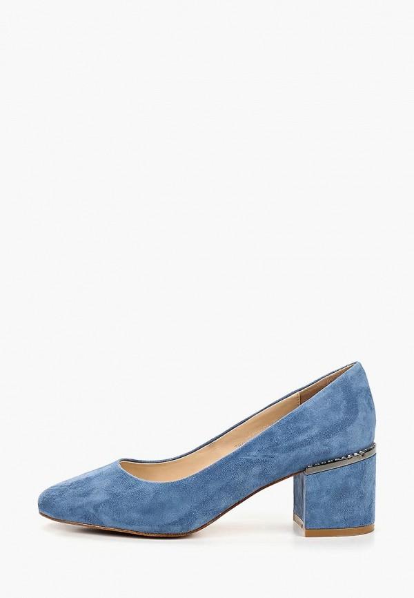 женские туфли laura valorosa, синие