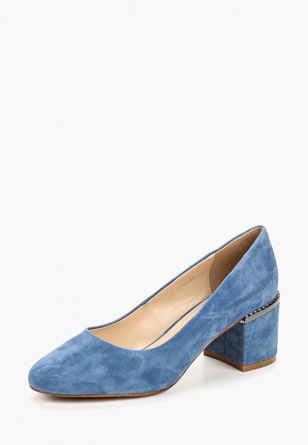 Фото 2 - женские туфли Laura Valorosa синего цвета