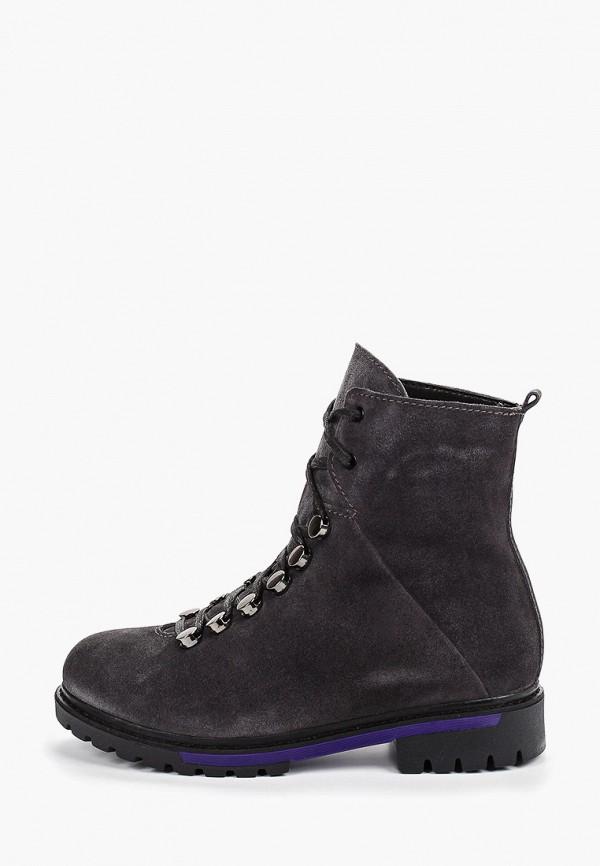женские ботинки laura valorosa, серые
