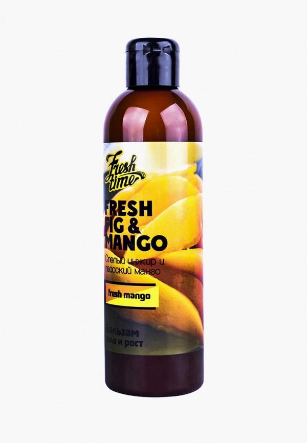 Купить Бальзам для волос L'Cosmetics, Fresh mango Лаосский манго и спелый инжир, Сила и рост 250 мл, LC002LWBIXJ1, прозрачный, Осень-зима 2018/2019