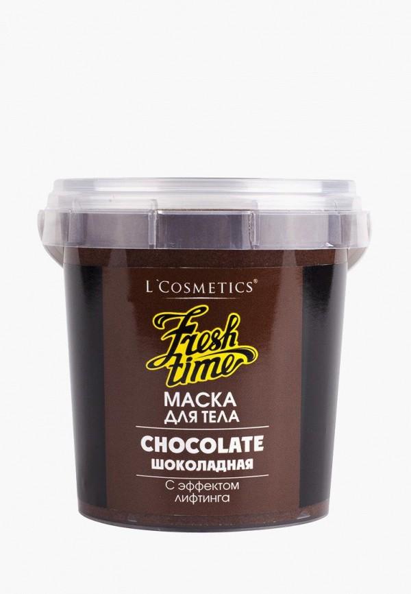 Купить Маска для тела L'Cosmetics, Шоколадная с лифтинг-эффектом, 140 мл, LC002LWBIXL1, прозрачный, Осень-зима 2018/2019