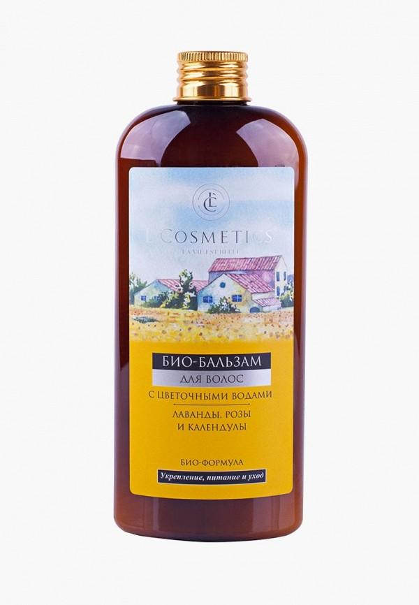 Купить Бальзам для волос L'Cosmetics, с гидролатами La vie est belle С Цветками чайной розы, лаванды и ромашки, LC002LWBIXL3, прозрачный, Осень-зима 2018/2019