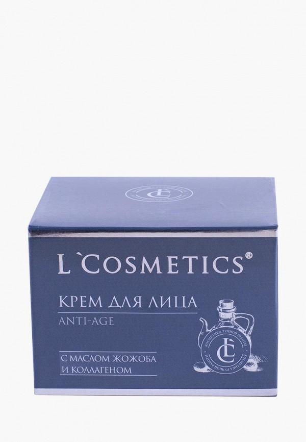 женская крем для лица l'cosmetics