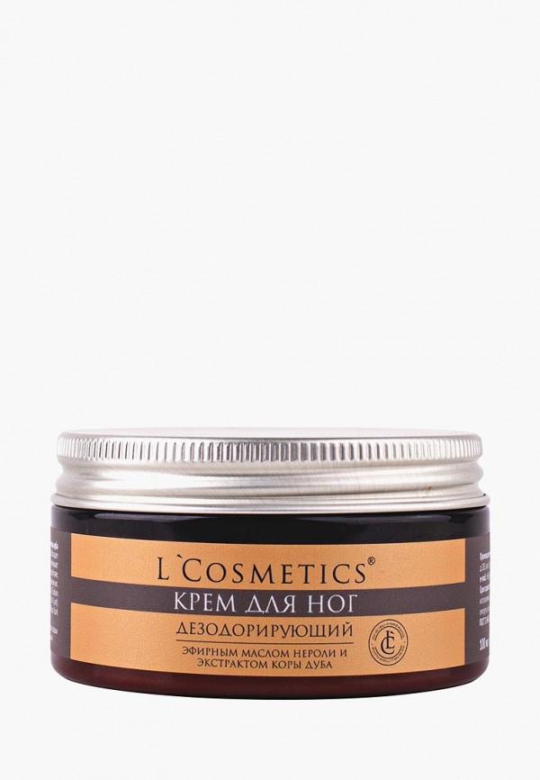 крем для ног l'cosmetics