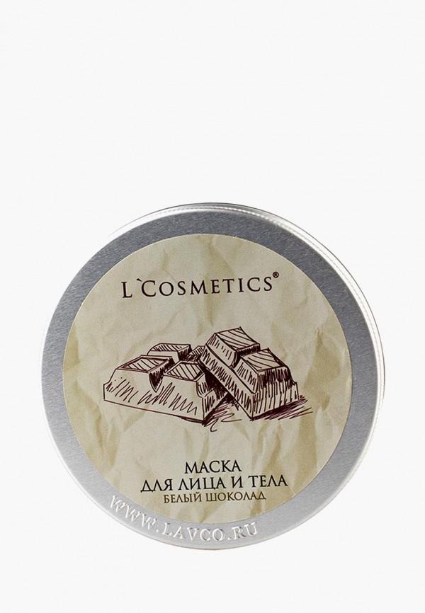 Купить Маска для тела L'Cosmetics, Белый шоколад , 150 мл, lc002lwbixq7, прозрачный, Осень-зима 2018/2019