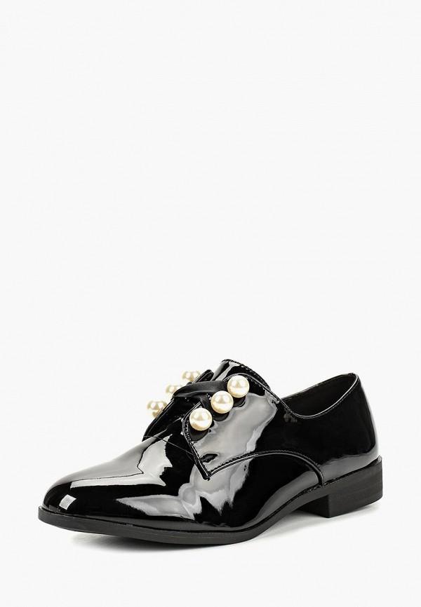 Купить Ботинки L.Day, LD001AWCSMI2, черный, Осень-зима 2018/2019