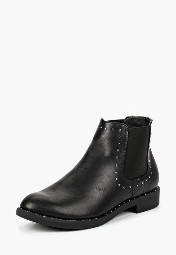 Купить Ботинки L.Day, LD001AWCSMK3, черный, Осень-зима 2018/2019