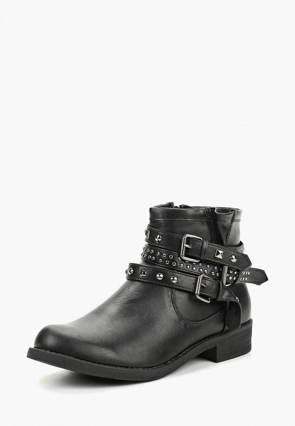 Купить Ботинки L.Day, LD001AWCSMK5, черный, Осень-зима 2018/2019