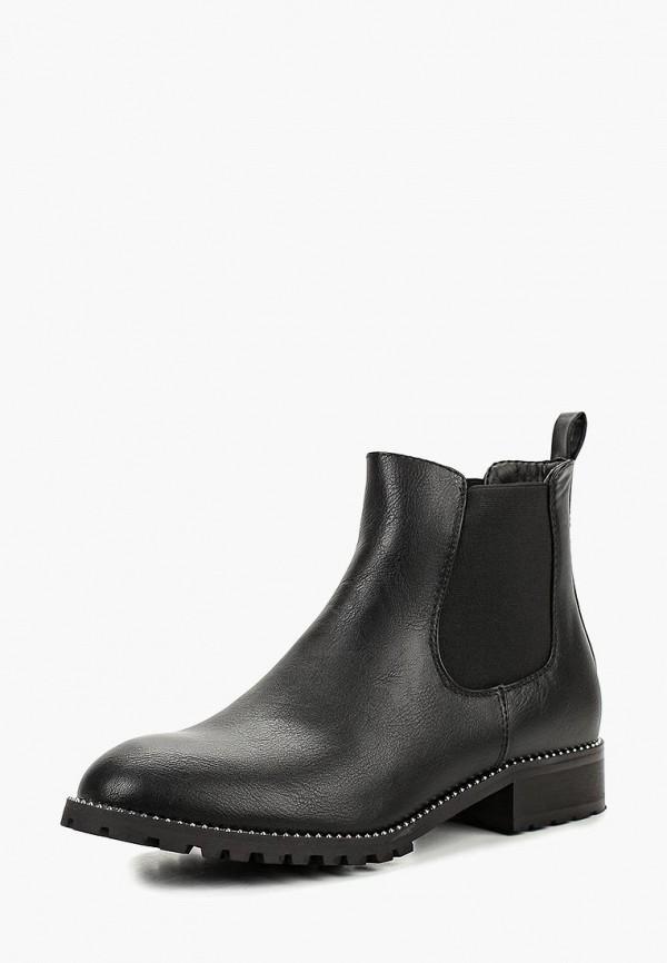 Купить Ботинки L.Day, LD001AWCSMK7, черный, Осень-зима 2018/2019